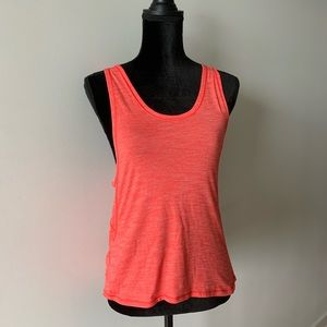 Lululemon Athletica Women's Work Out Top/Tank